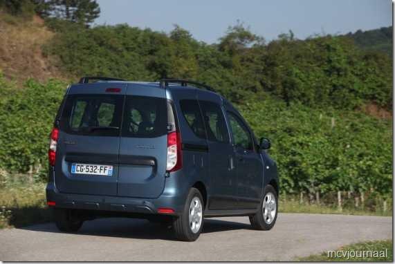 Dacia Dokker Oostenrijk 07
