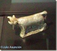 Exvoto o amuleto de toro