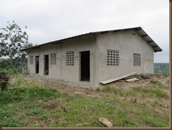 07 pleebo staff house for two families nearing completion (Medium)