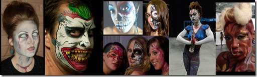 youtube channel art new face paint
