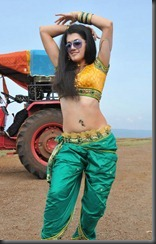 Tapasee Pannu Hot in Mogudu Movie