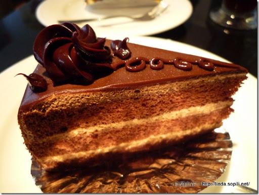怡客-楚佛巧克力蛋糕