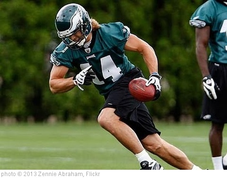 'Philadelphia Eagles Riley Cooper Is Paula Deen Of NFL, Said N-Word, Gave Appology' photo (c) 2013, Zennie Abraham - license: http://creativecommons.org/licenses/by-nd/2.0/
