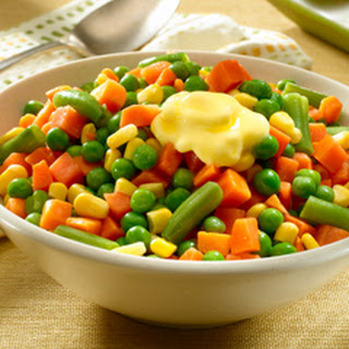 Frozen Mixed Vegetable Side Dish Recipes