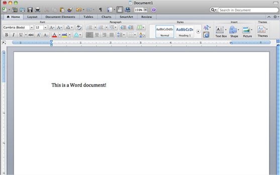 La evolución de Microsoft Word en imágenes