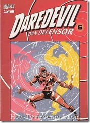 P00006 - Daredevil - Coleccionable #6 (de 25)