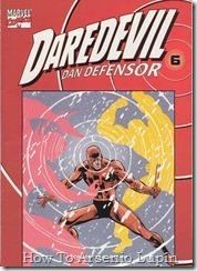 P00006 - Daredevil - Coleccionable #6 (de 25)