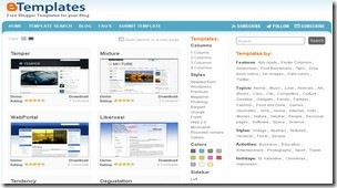 top 20 free blogger templates sites 02 BTemplates