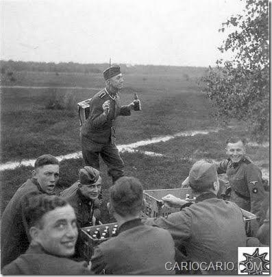Fotos engraçadas da Segunda Guerra Mundial (17)