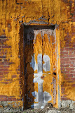 """Indiana Door"" - copyright David Thompson"