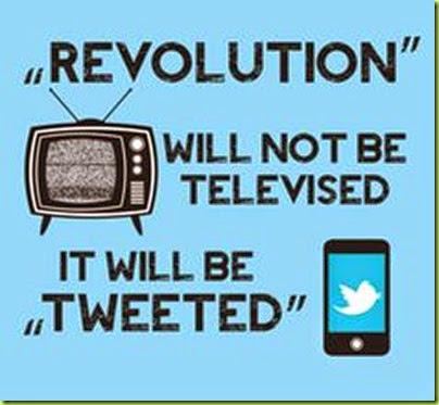 tweeted revolution