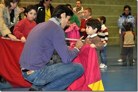 Toreo Salon Riaza 6.12.2012