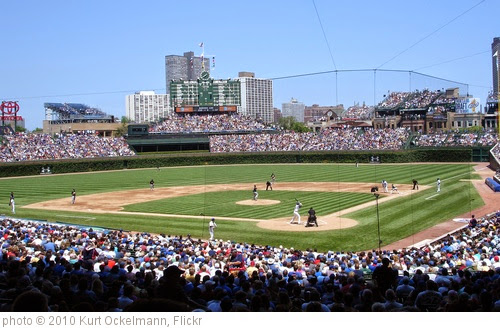 '2010 Chicago Cubs' photo (c) 2010, Kurt Ockelmann - license: https://creativecommons.org/licenses/by-sa/2.0/