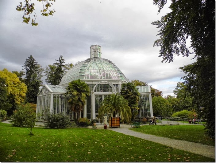 Jardin Botanique de Genève