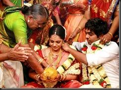 Music Director GV Prakash Kumar Saindhavi wedding photo