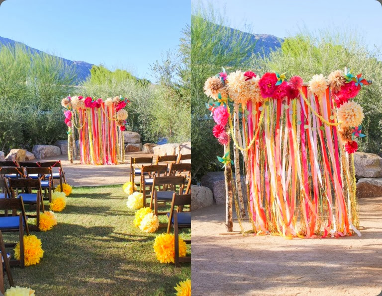 colorful intimate  ceremony site 67164_443088625747614_1959577879_n primary petals