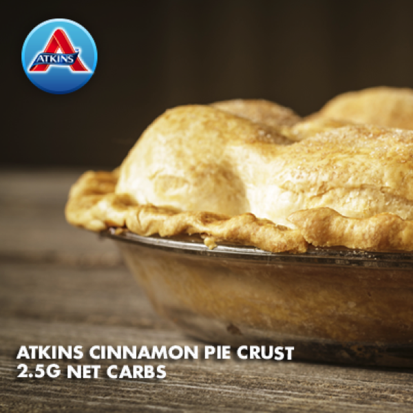 Jan can cook low carb atkins 2 5 net carb pie crust for Atkins cuisine baking mix