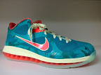 nike lebron 9 low pe lebronold palmer alternate 1 02 Nike LeBron 9 Low LeBronold Palmer Alternate   Inverted Sample