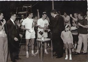 Emidio Rossi e Franco Tanzi, anno 1966.