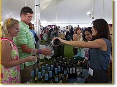 newport food and wine
