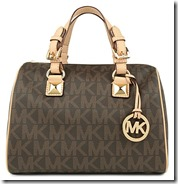 Michael Kors Grayson Bowling Bag