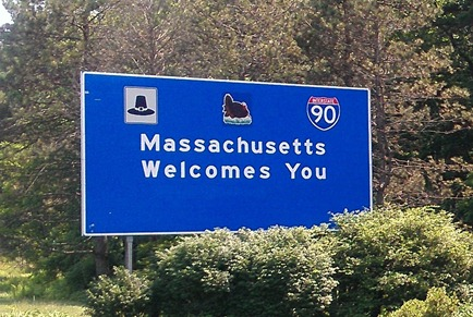 Massachusetts - FINALLY!