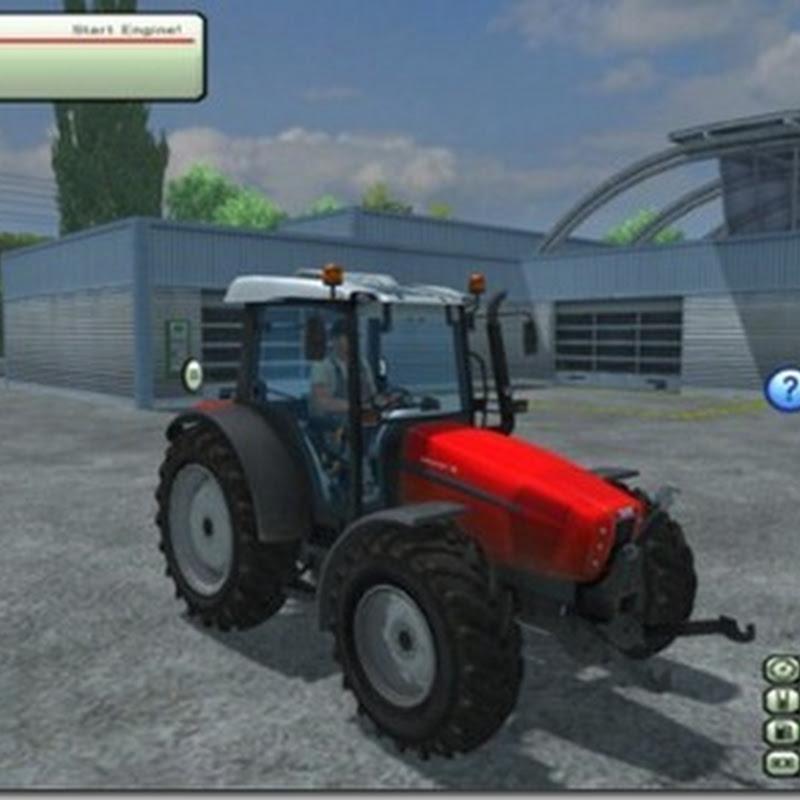 Farming simulator 2013 - Manual Ignition Mod