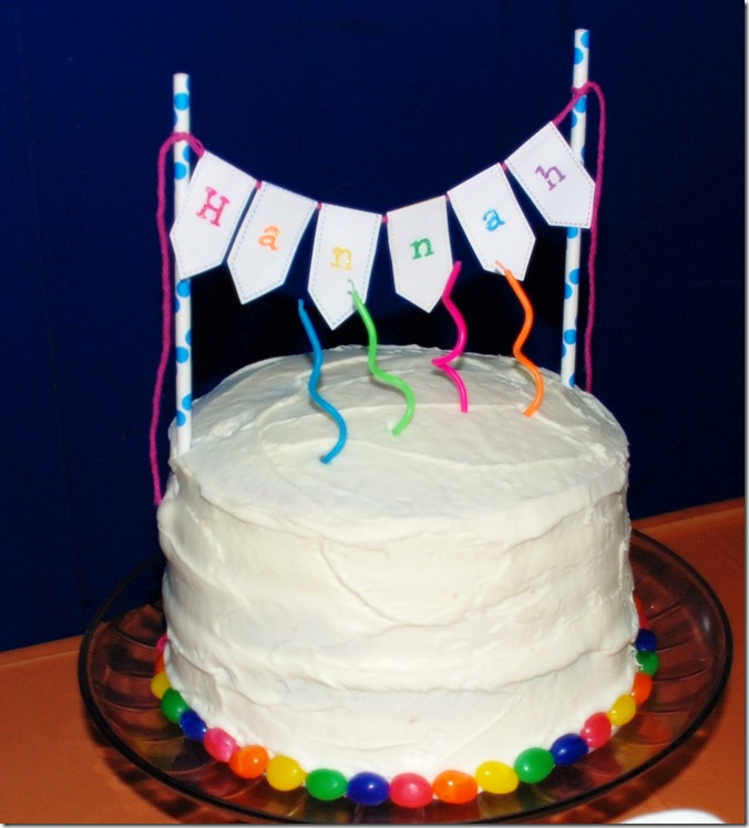 Hannah's 4th Birthday! 174
