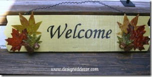 fall-welcome-plaque