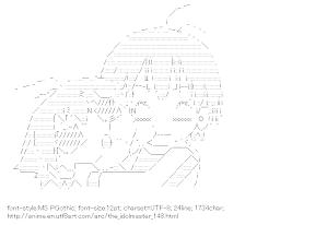 [AA]Kikuchi Makoto (Puchimasu!)