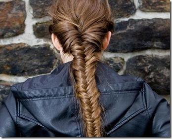 trenza mariposa 2013 2014 tendencias de peinados