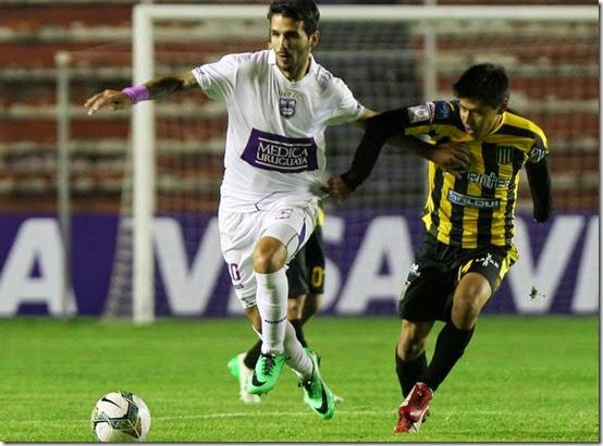 Bolivia en la Copa Libertadores 2014