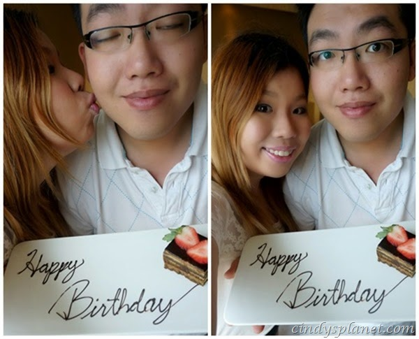 singapore bday celebration
