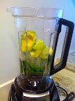 Giving the Green Machine smoothie a whirl, too!