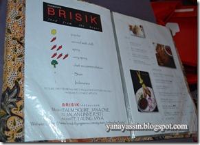 Restoran Brisik061Buffet Ramadhan Murah