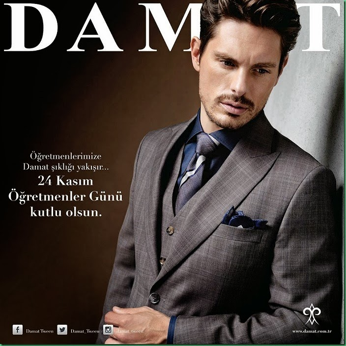 Michael Pichler for Damat F/W 13 Collection