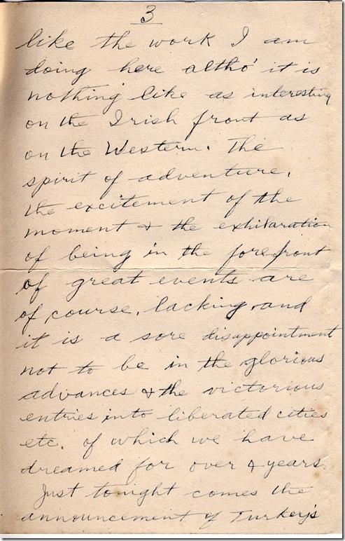 31 Oct 1918 3