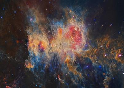 Nebulosa de Órion