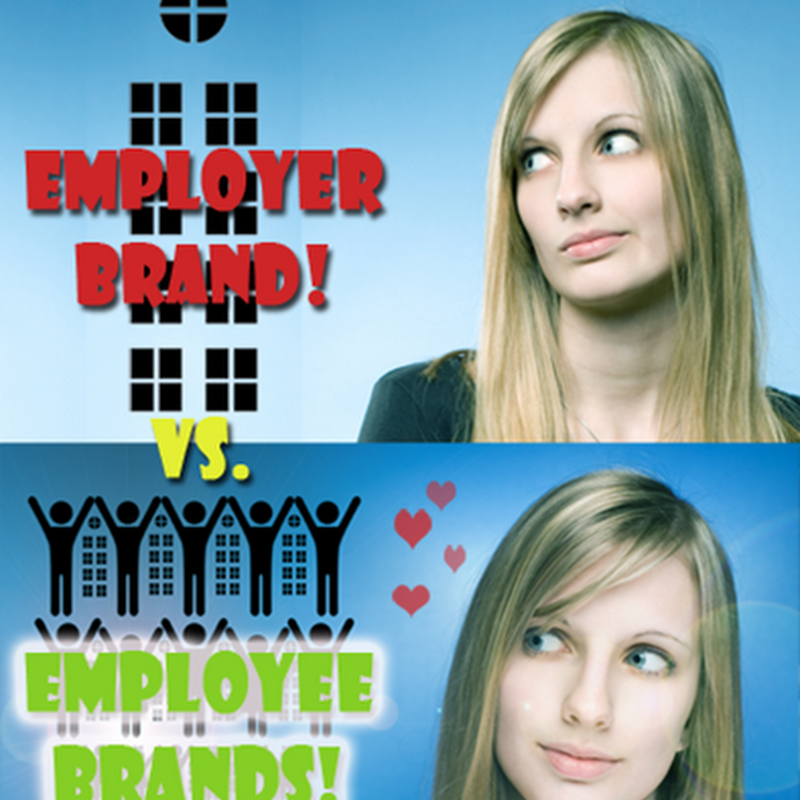 Top five ways to think beyond employer branding