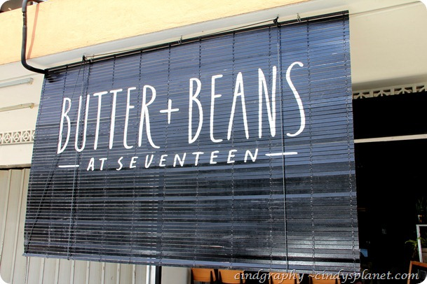 Butter & Beans