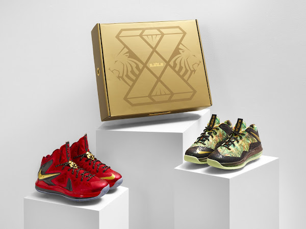 NIKE Celebrates LEBRON JAMES8217 Backtoback CHAMPIONSHIPS