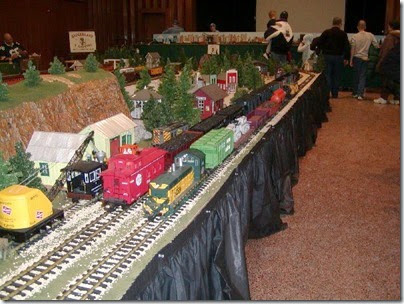 42 G-Gaugers Layout at TrainTime 2003 5