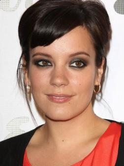 Lily Allen Short Hairstyle Idea 2013