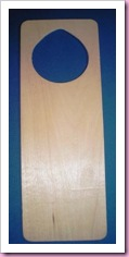 Darice Door hanger 1