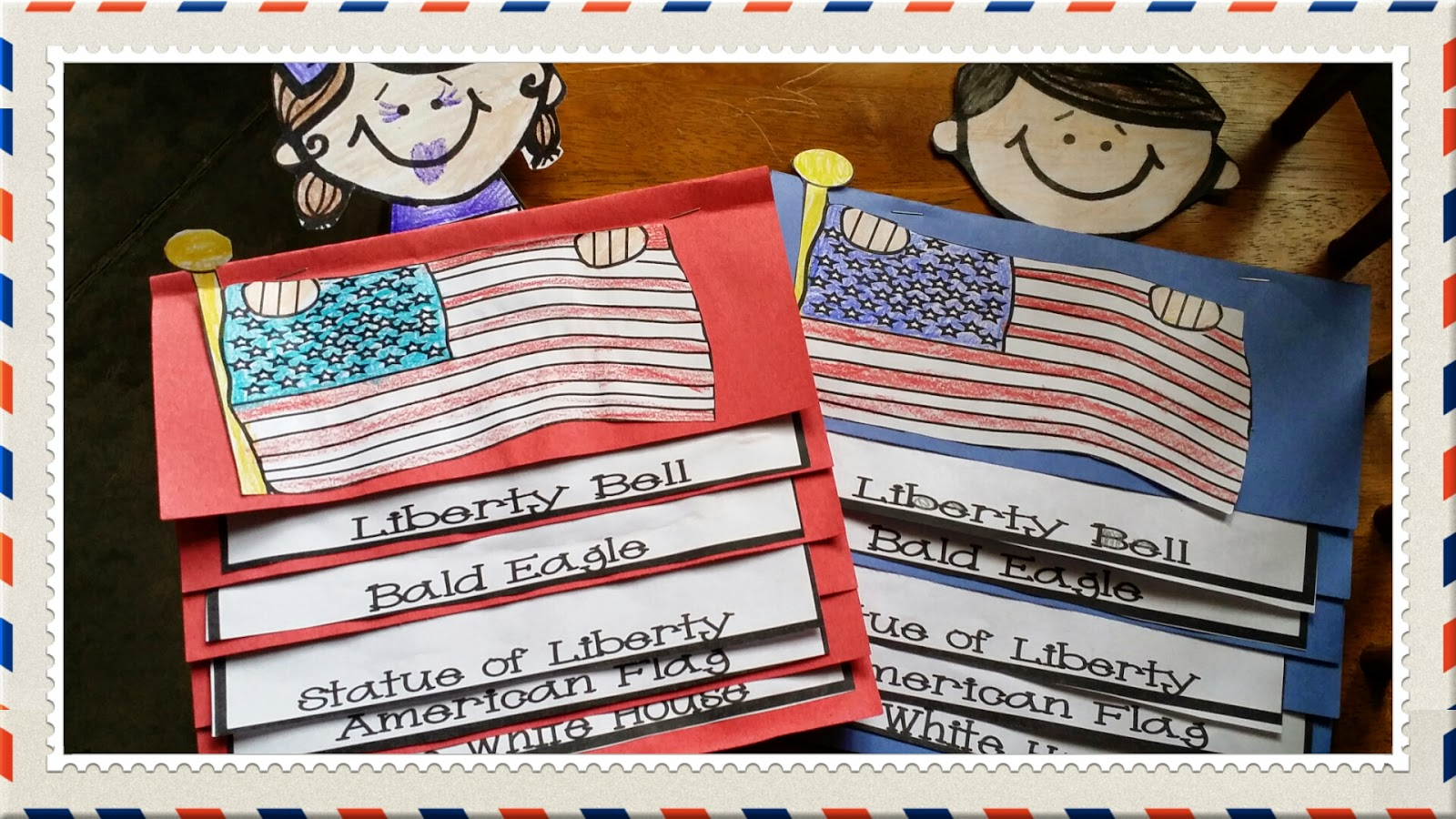 Mrs Petersons 1st Grade American Symbols