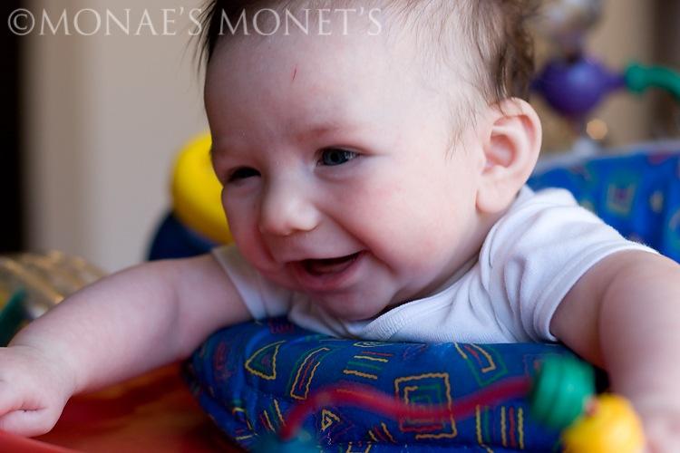 Ryan smiling blog