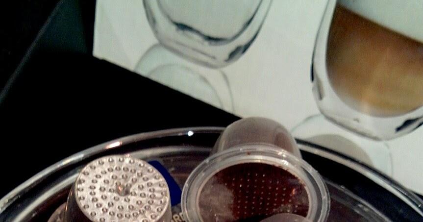 produktinfo und test senseo capsules in der neuen nespresso u. Black Bedroom Furniture Sets. Home Design Ideas