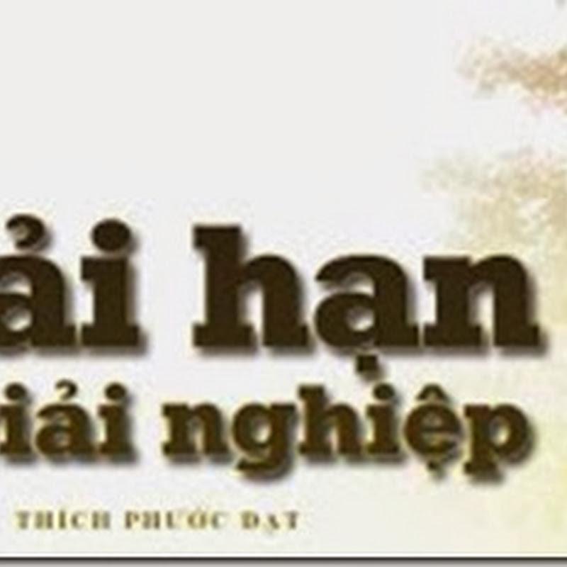 Thông bạch chương trình lễ Rằm Thượng Nguyên và cúng sao giải hạn 16/2/2014