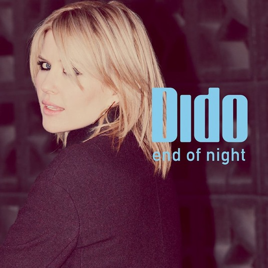 dido end of night single cover