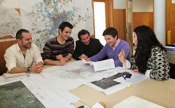Ciclistas urbanos discutem Rede Ciclável com Câmara Municipal de Braga